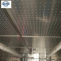 Tianjin LYJN 20ft 40 Feet Solar Cold Storage Room Containers Walk In Freezer Storage Room
