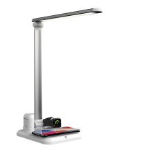 LED Table desk Lamp with 10W Wireless charger
