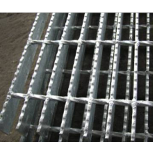 Anti-Skid/Serrate Galvanized Wire Steel Grating
