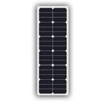 2017 Manufacuturer Panneau solaire photovoltaïque mini à petit prix de 40W