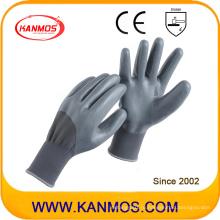 15gauges Перчатки для промышленной безопасности с покрытием из нейлона с нитрилом и покрытием (53303NL)