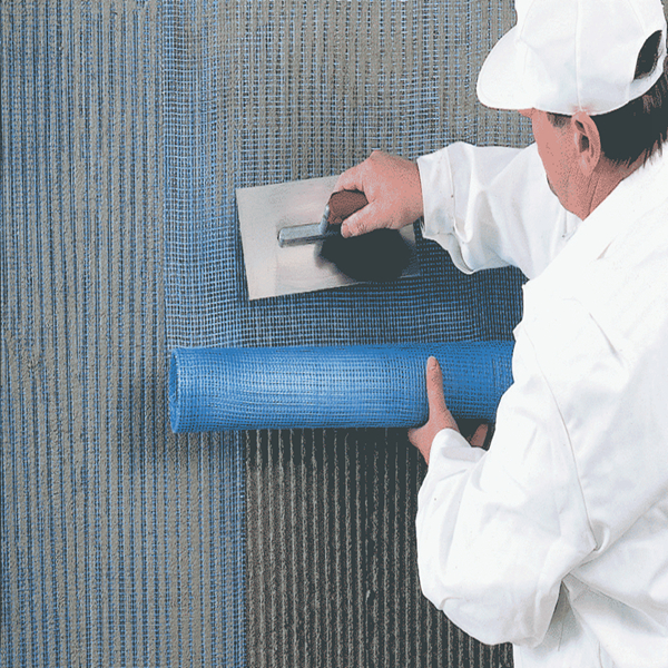 High Quality reinforcement concrete fiberglass mesh
