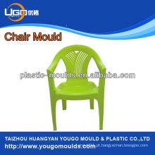 Fábrica de moldes de alta precisão / novo estilo moldura de cadeira de escritório de plástico em taizhou China