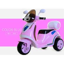 Motocicleta elétrica das crianças modelo novo 2016