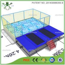 Cheap China Jump Large Trampoline Park