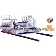 Machines à imprimer et à fente à grande vitesse