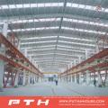 Edificio prefabricado de acero estructural aprobado por Ce