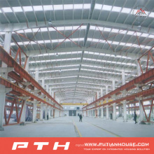 2015 Pth diseño personalizado Steel Structure Warehouse Building