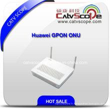 Huawei Gpon ONU Hg8546m avec 1ge Ports + 4 * Fe Ports + 1 * Téléphone Port + WiFi, Hg8546m avec 2 Antennes