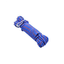 Safety paracord rock climbing rope