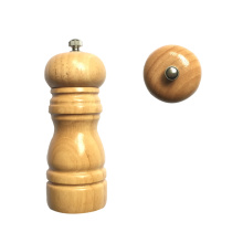 Moulin à sel en bois et poivre