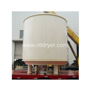 Rotary Continuous Plate Dryer for Drying Chemical Powder