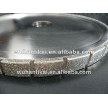 diamond electroplated cut of wheel