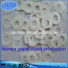 Die Cut High Quality DuPont Nomex Paper T-410