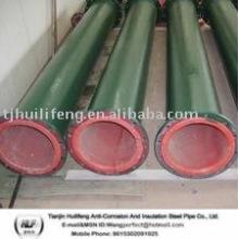 Isolation ERW Steel Pipe / API 5L Tubes en acier / anti-corrosion et isolant