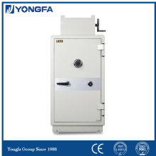 Stainless steel deposit safes