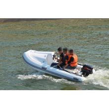 motorboat luxury rib boat