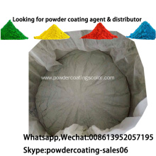 metal electrostatic spray Anti bobbing powder coating paint