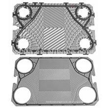 Vicarb 304.316 L placa de intercambiador de calor, fabricación de intercambiadores de calor, intercambiador de calor