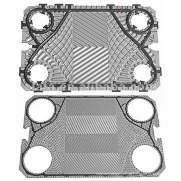 Placa de 304.316 L Vicarb para o permutador de calor, fabrico de trocador de calor, permutador de calor