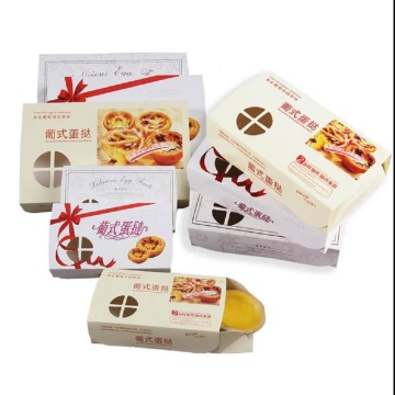 Portuguese+egg+tart+food+packaging+box