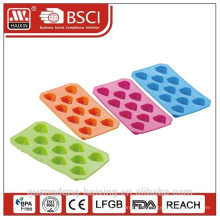 Erdbeere Form Eiswürfelbehälter / Lust Eiswürfelbehälter
