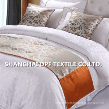 Shanghai DPF Textile 100% Polyester Bed Runner