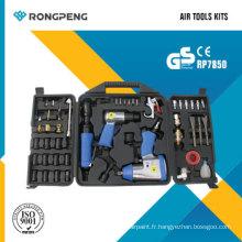 Kits d'outils pneumatiques Rongpeng RP7850 50PCS