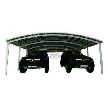 Metall Mobile Car Shelter Aluminium Tragbare Auto Shelter