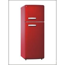 Hotel Household Red Outlook Refrigerador retro