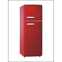 Hotel Household Red Outlook Retro Refrigerator