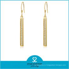 Стерлингового серебра 925 циркон ювелирные изделия (Джей-0228E)