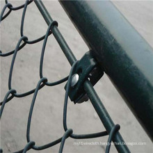 High Quality PVC Coated Chain Link Fence in Low Price