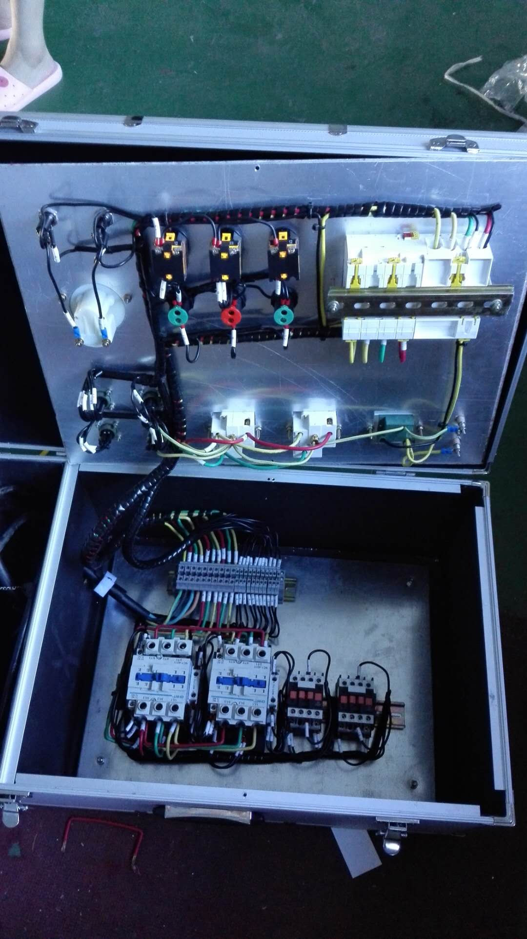 electric appliance controlment