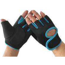 Half-Finger Cycling Non-Slip Breathable Weightlifting Pull-up Multicolor Fitness Gloves