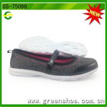 Neue Ankunft neuesten Design Damen Schuhe aus China GS-75098