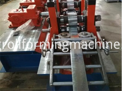 Palisade Fence Roll Forming Machines