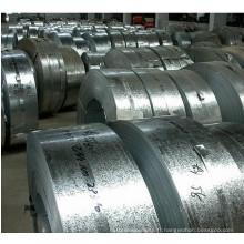 Bande / bobine en acier galvanisé à chaud (ISO9001: 2001))