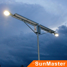 Iluminación solar de calle LED