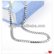 Fashion Sctore Aceerssory Necklace Men Steel Chain