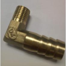 Connecteur en laiton de précision tourné cnc de précision sur mesure