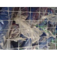 Support en plastique / treillis métallique, treillis net (prix d'usine)