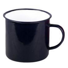 Calcomanía de flores 5/6/7/8/9/10/11 / 12mm Esmalte Taza de café con té Taza + Tapa