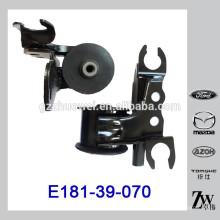 Peças de automóvel japonesas Borracha Motor de montagem dianteira esquerda E181-39-070
