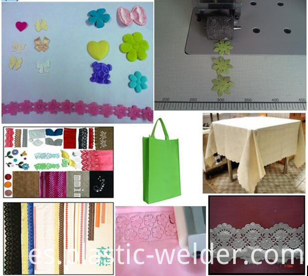 60mm lace machine