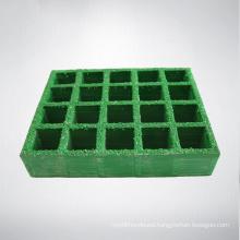 High Strength Green FRP Fiberglass Plastic Tree Grating