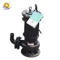 22kw non clog sewage submersible pump