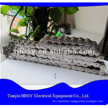Stainless steel roller chain 06B-32B