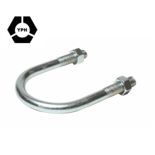 304 Stainless Steel DIN 3570 U Bolt