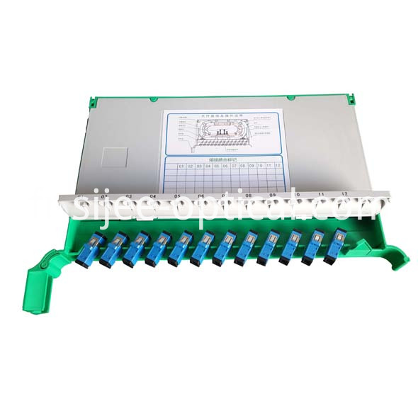 Optical Fiber Distribution Frame ODF
